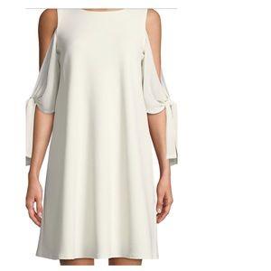 ❌NWT Neiman Marcus Tie-Sleeve A-line Dress